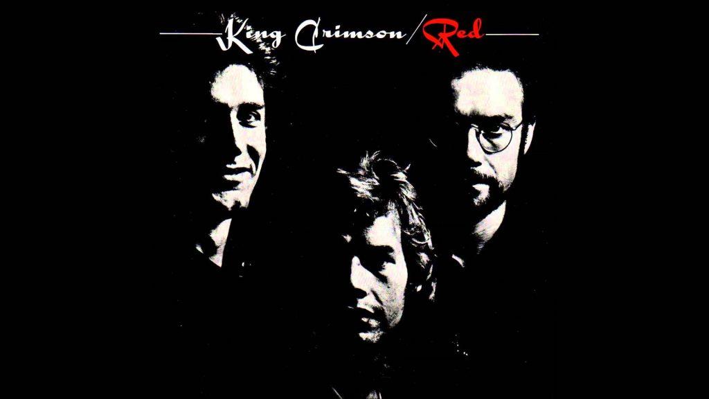 NA KOLANA PRZED KRÓLEM – KING CRIMSON, RED (1974)