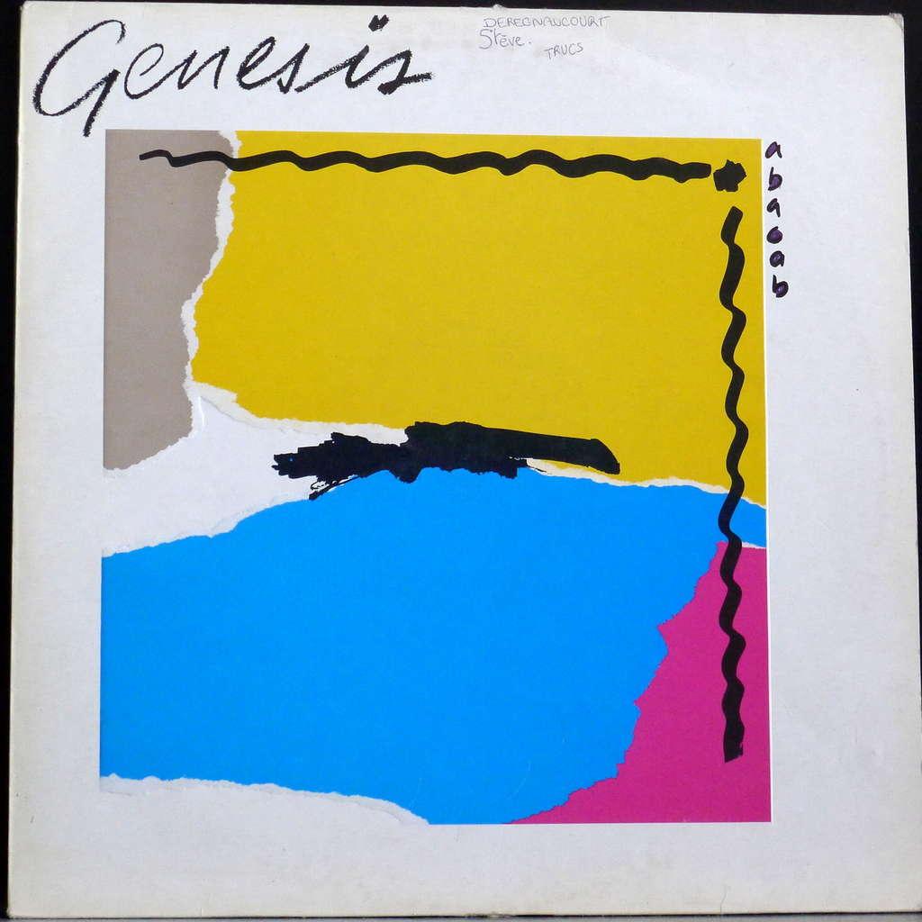 """GŁĘBOKIE ZANURZENIE W LATACH OSIEMDZIESIĄTYCH – GENESIS, """"abacab"""" (1981)"""
