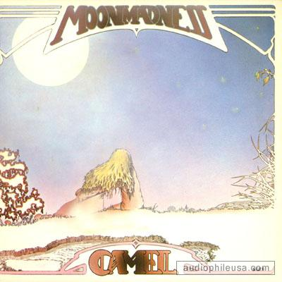 MOONMADNESS – CAMEL (1976)