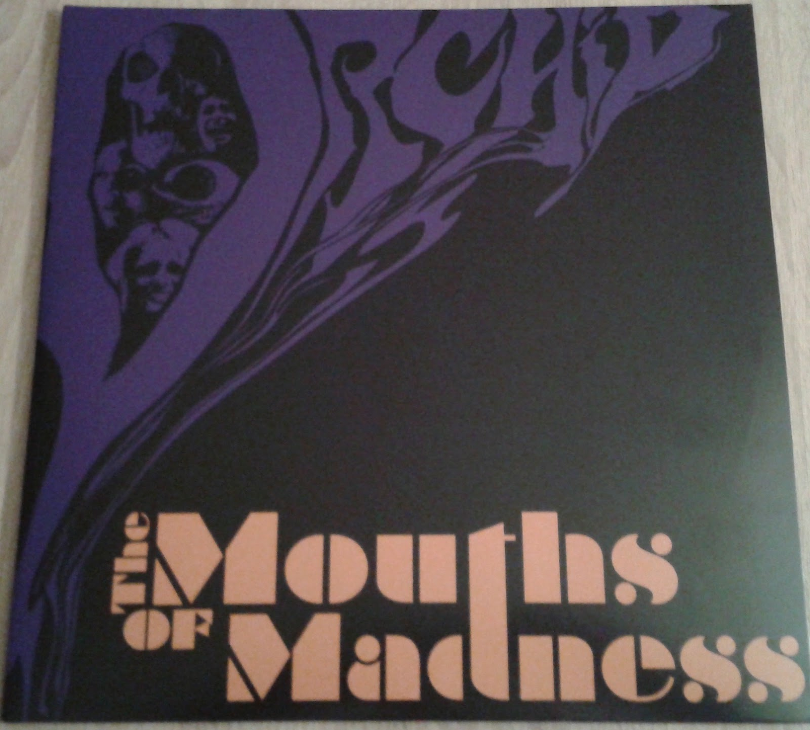 ORCHID, THE MOUTHS OF MADNESS (2014)