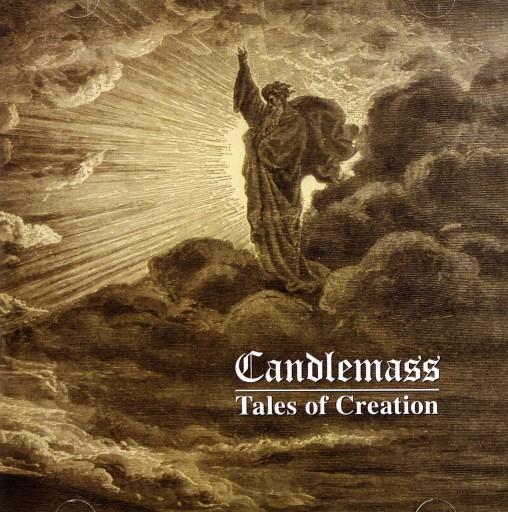 KANON DOOM METALOWEJ SZTUKI – CANDLEMASS, TALES OF CREATION (1989)