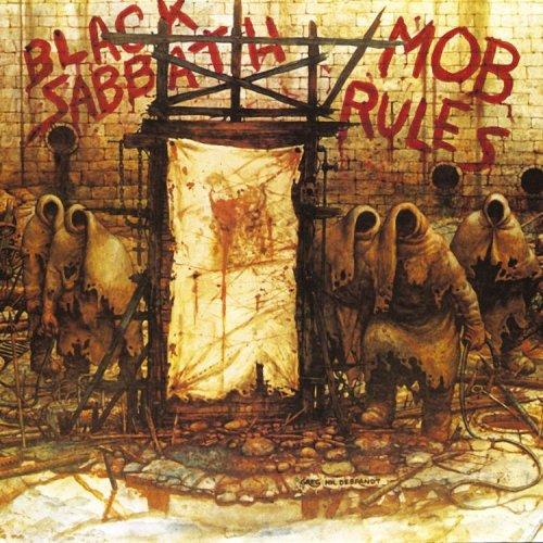 PRZEKREŚLENIE DOTYCHCZASOWEJ METODY PRACY – BLACK SABBATH, MOB RULES (1981)