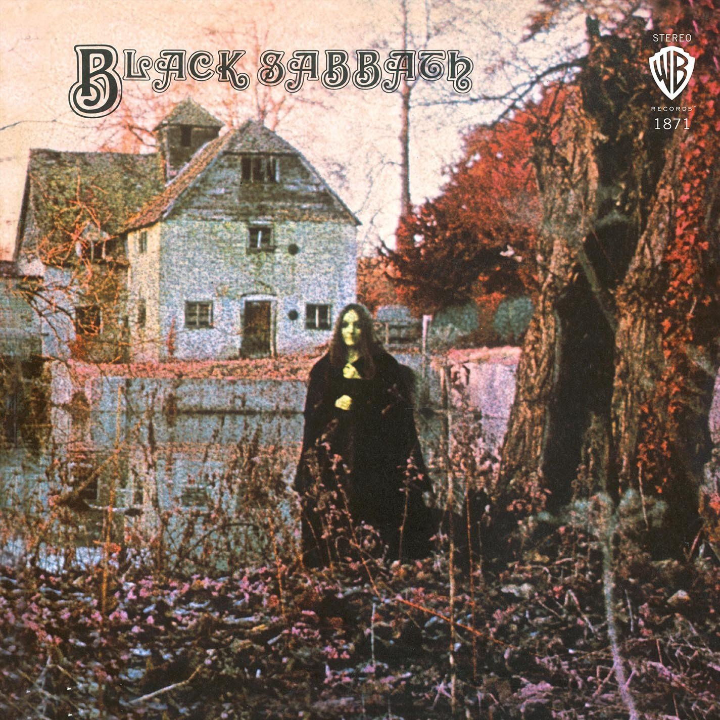 TAK KUTO METAL -BLACK SABBATH, BLACK SABBATH (1970)