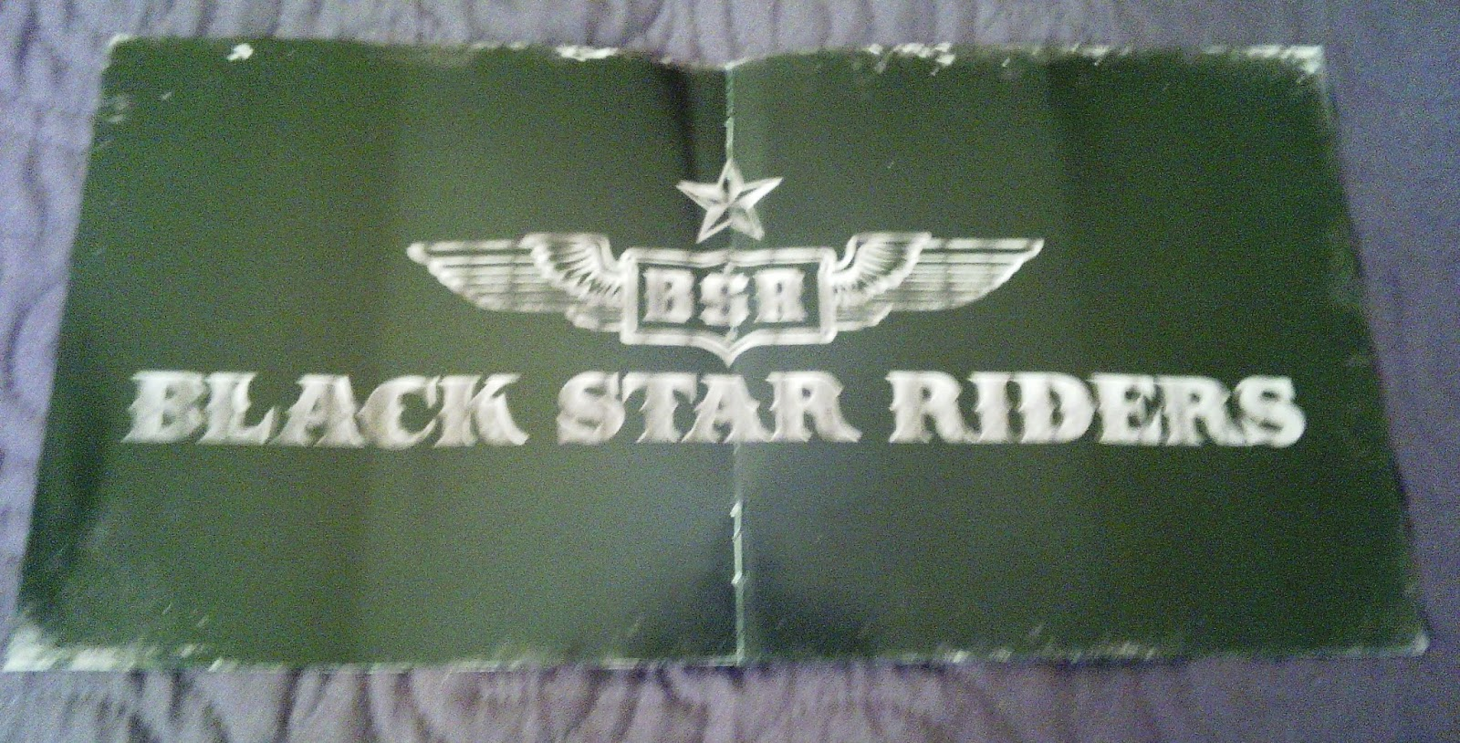BLACK STAR RIDERS, THE KILLER INSTINCT (2015)
