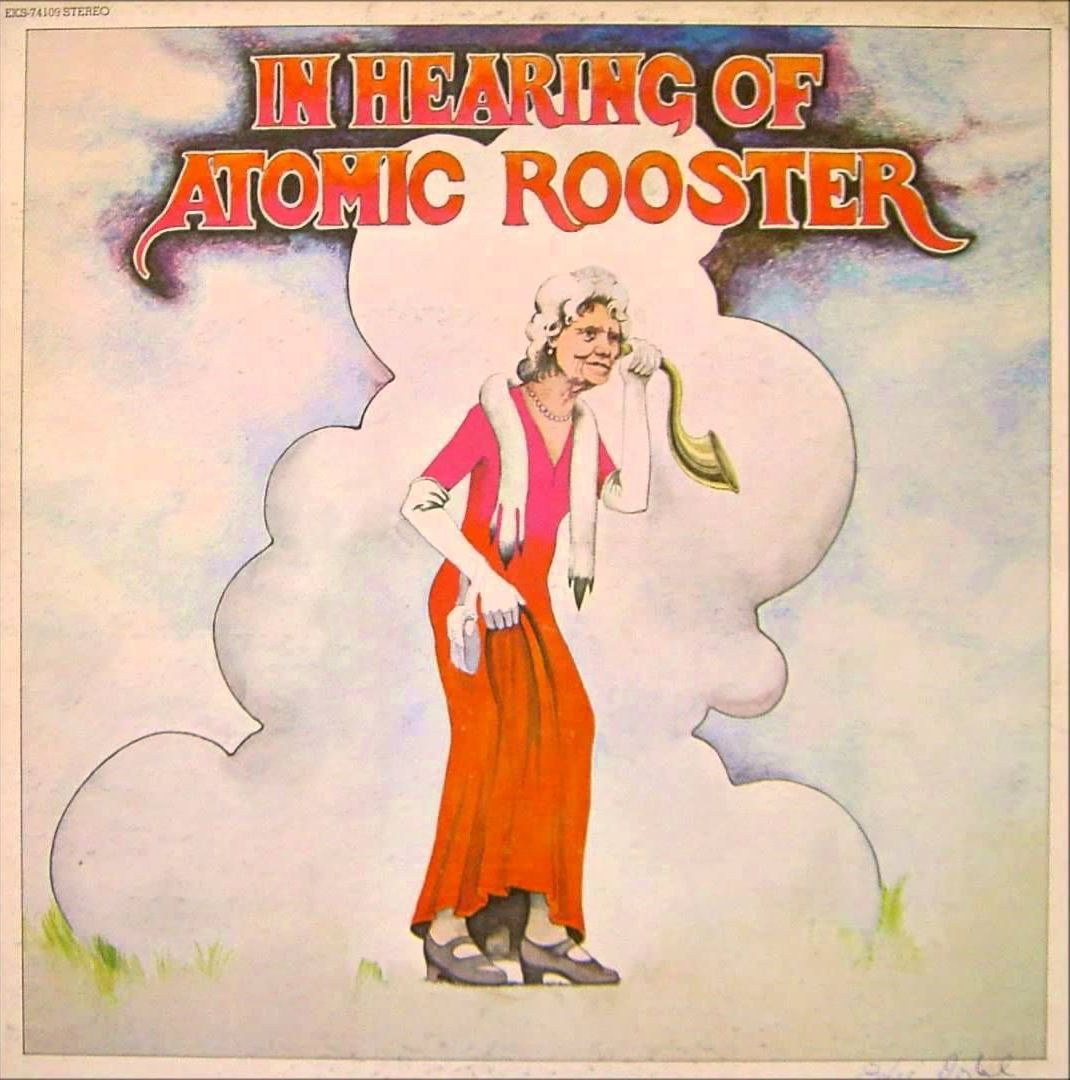 NA GRUZACH WSPÓŁPRACY, IN HEARING OF, ATOMIC ROOSTER (1971)