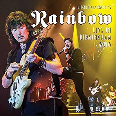 NOSTALGICZNE WSPOMINKI RITCHIEGO – RITCHIE'S BLACKMORE RAINBOW, LIVE IN BIRMINGHAM (2016)