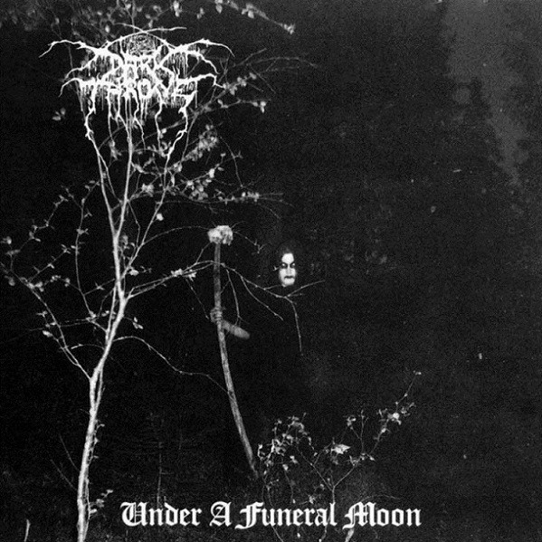 UNDER A FUNERAL MOON – DARKTHRONE (1993)