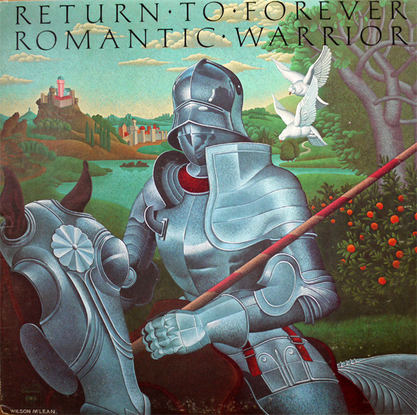 WROTA DO JAZZ FUSION – ROMANTIC WARRIOR, RETURN TO FOREVER (1976)