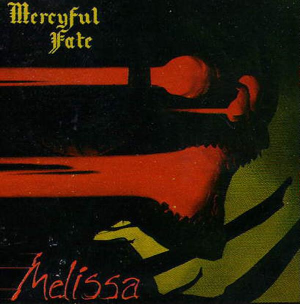 ALBUM MONUMENTALNY – MERCYFUL FATE, MELISSA (1983)