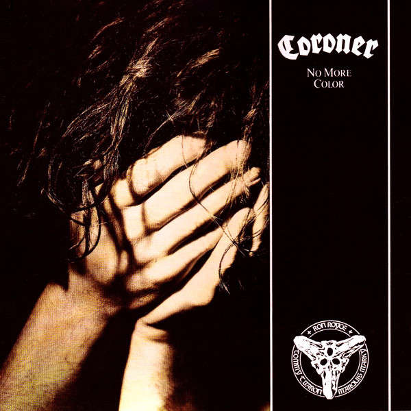 SZATKOWANIE SŁUCHACZY – CORONER, NO MORE COLOR (1989)
