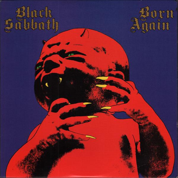 PONOWNE NARODZINY – BLACK SABBATH, BORN AGAIN (1983)