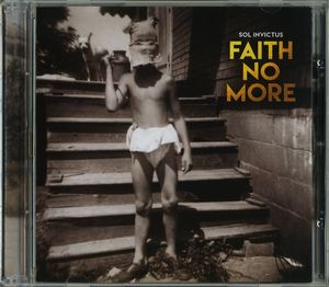 FAITH NO MORE, SOL INVICTUS (2015)