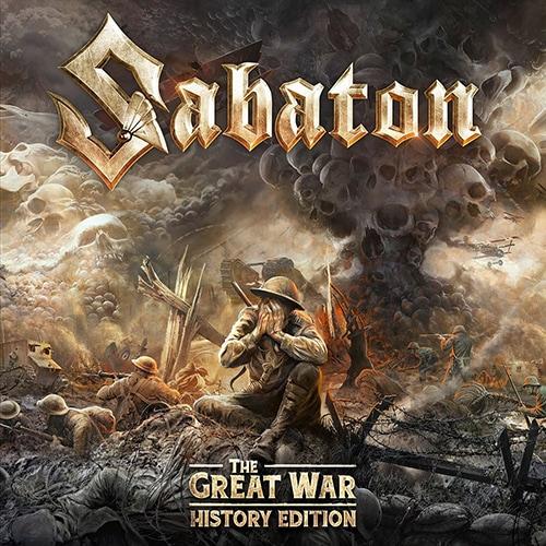 DOBRZE ZNANE PATENTY – RECENZJA  SABATON, THE GREAT WAR (2019)