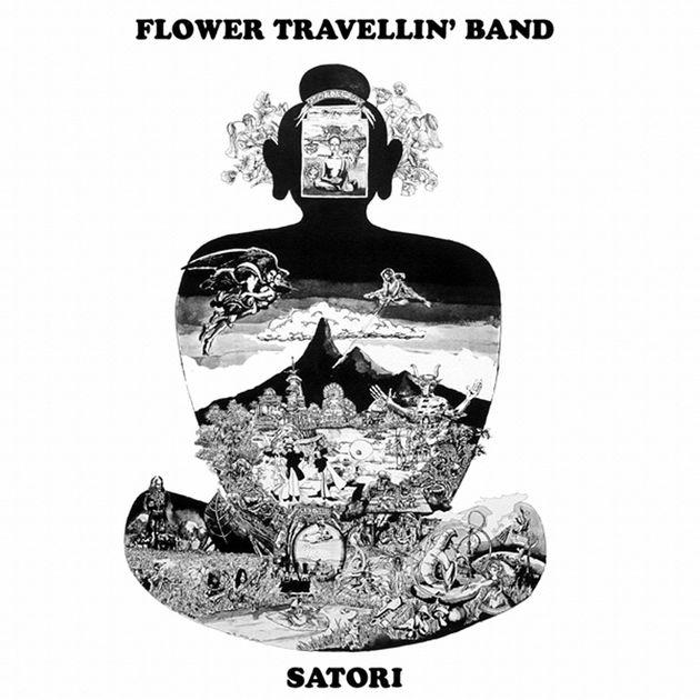 OBIETNICA DUCHOWEJ ODNOWY, FLOWER TRAVELLIN' BAND, SATORI (1971)