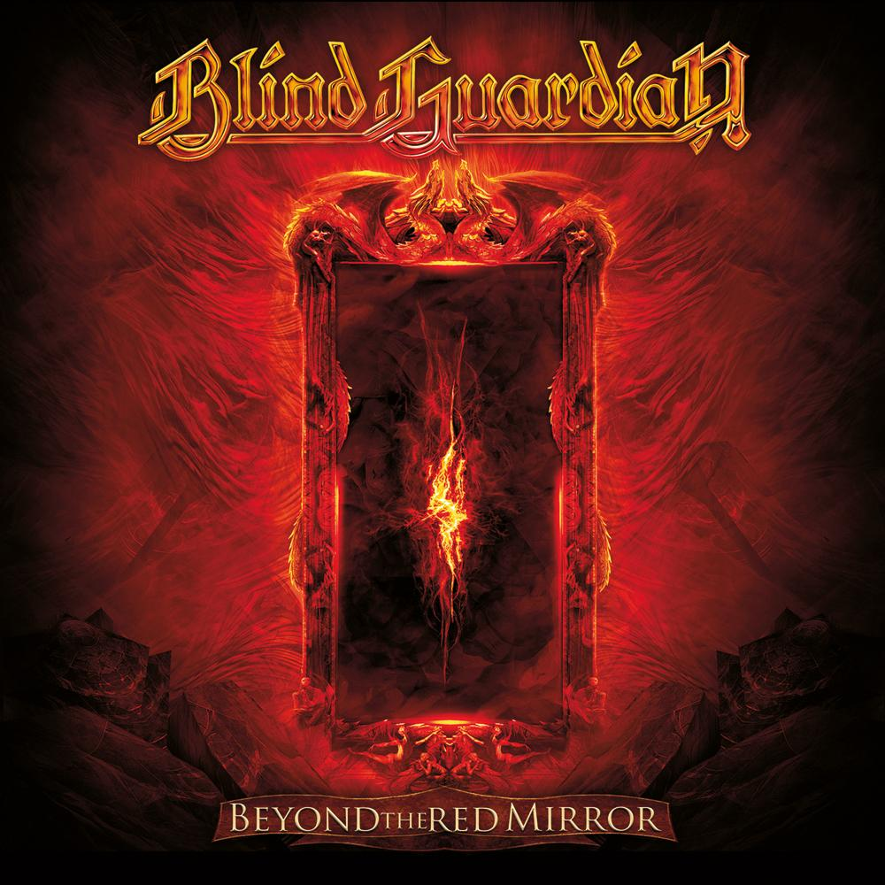 BLIND GUARDIAN, BEYOND THE RED MIRROR (2015)