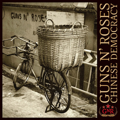 GUNS N'ROSES, CHINESE DEMOCRACY (2008)