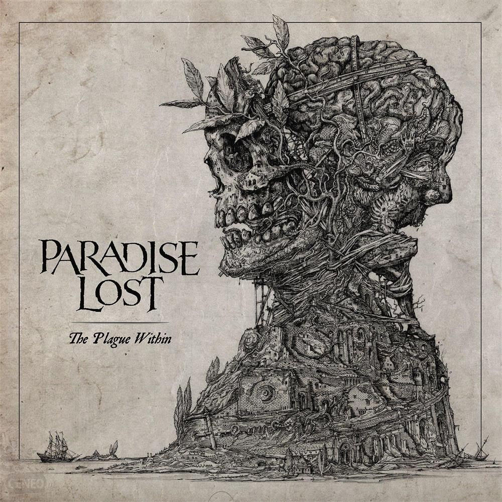 KONIUNKTURALNY PRODUKT, PARADISE LOST, THE PLAGUE WITHIN (2015)