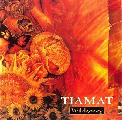 NICZYM AMOK BĄDŹ LUNATYCZNY SEN -TIAMAT, WILDHONEY (1994)