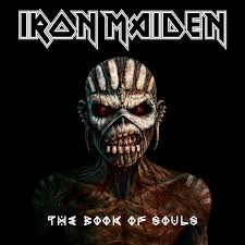 IRON MAIDEN, THE BOOK OF SOULS (2015)