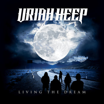 ROCK Z DUSZĄ – URIAH HEEP, LIVING THE DREAM (2018)