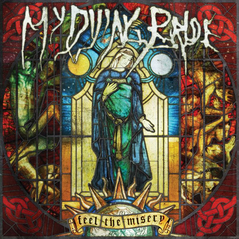 MY DYING BRIDE, FEEL THE MISERY (2015)