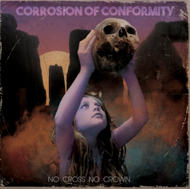 SLUDGE Z POŁUDNIOWĄ NUTKĄ, CORROSION OF CONFORMITY, NO CROSS NO CROWN (2018)