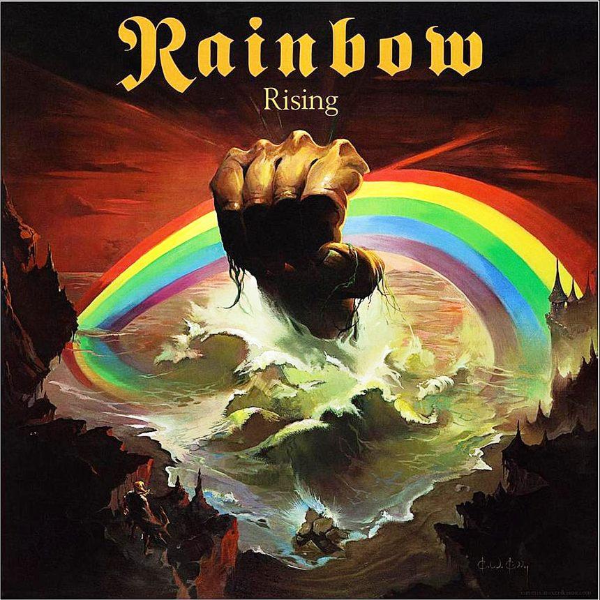 ŻELAZNY KANON, RAINBOW, RISING (1976)