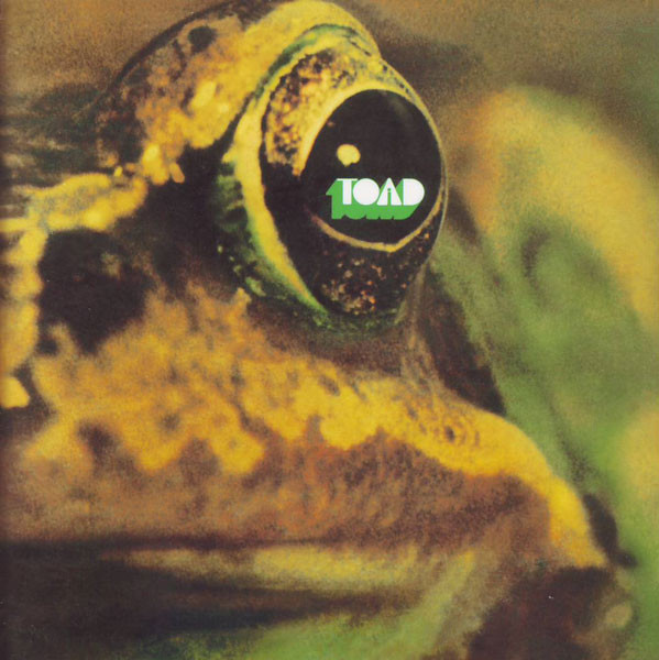 TOAD, S/T (1971)