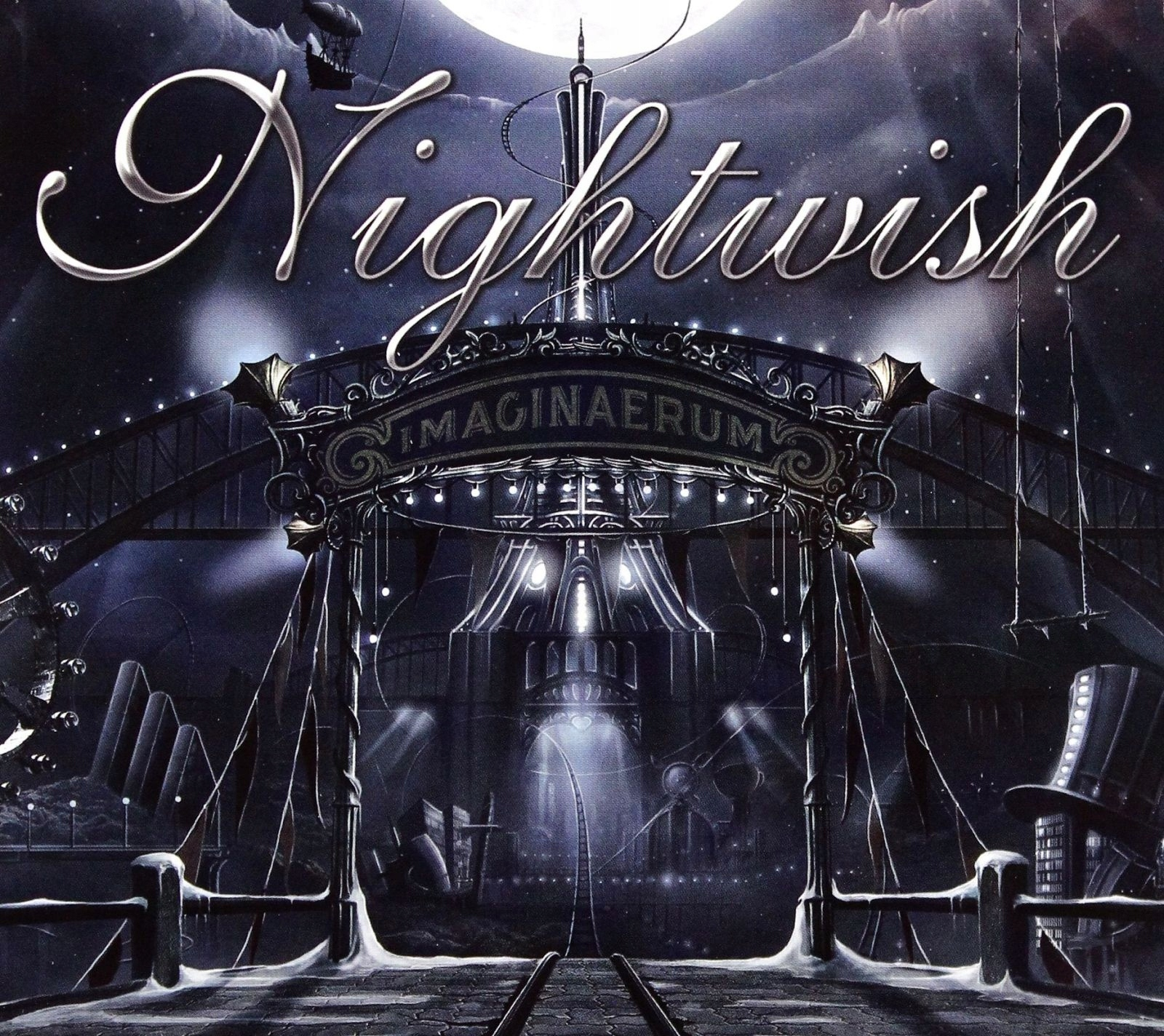 KLIMAT KTÓREGO NALEŻAŁO SIĘ SPODZIEWAĆ -NIGHTWISH, IMAGINAERUM (2011)