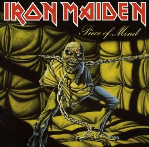 ZABEZPIECZAJĄC POZYCJĘ ZESPOŁU – IRON MAIDEN, PIECE OF MIND (1983)
