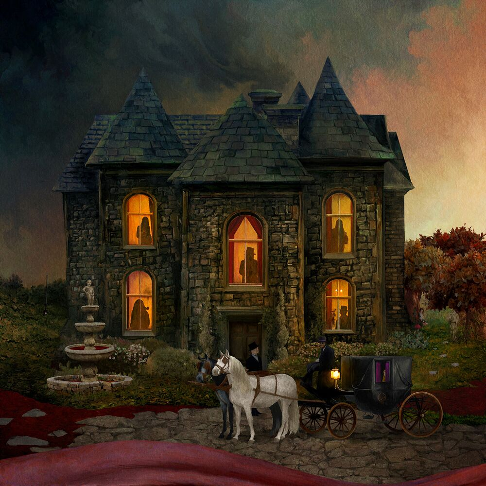 ALBUM NAGRANY Z NUDÓW – OPETH, IN CAUDA VENENUM (2019)