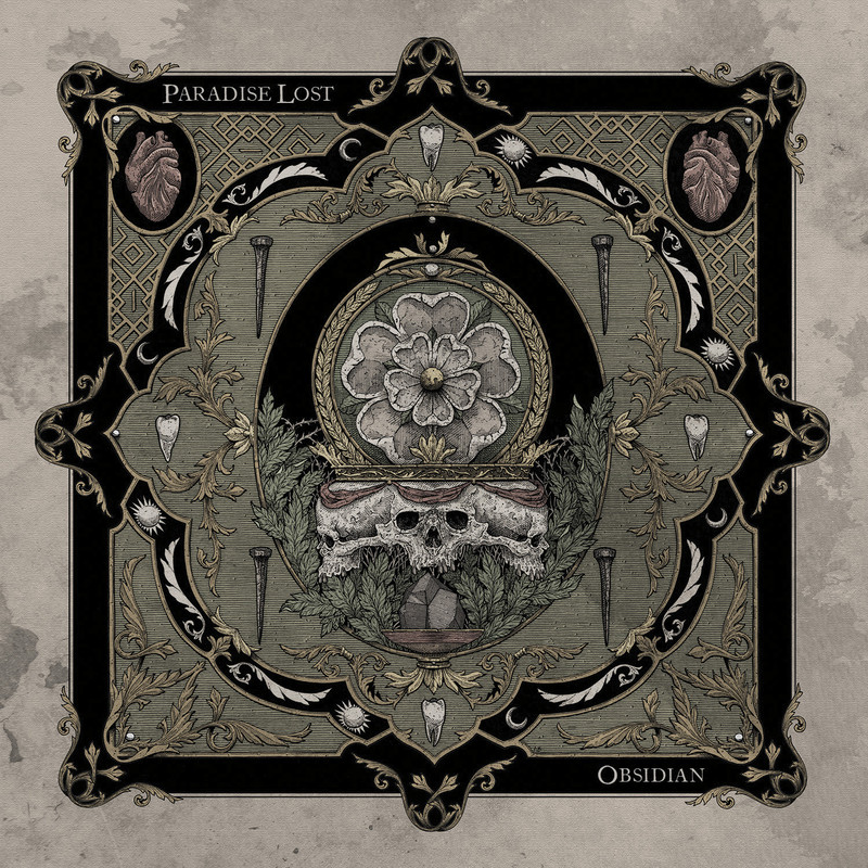 PARADISE LOST – OBSIDIAN (2020)