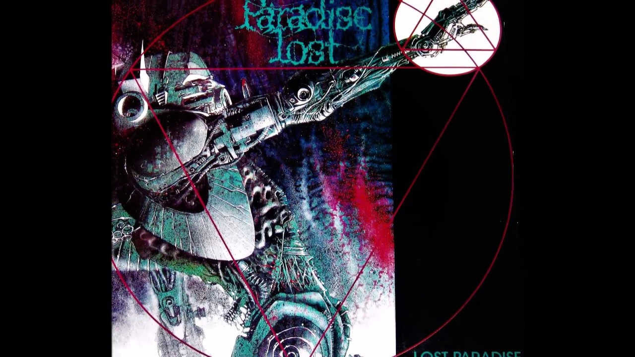 PARADISE LOST – LOST PARADISE, 1990.