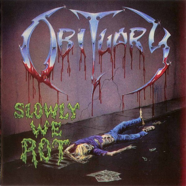OBITUARY – SLOWLY WE ROT (1989)