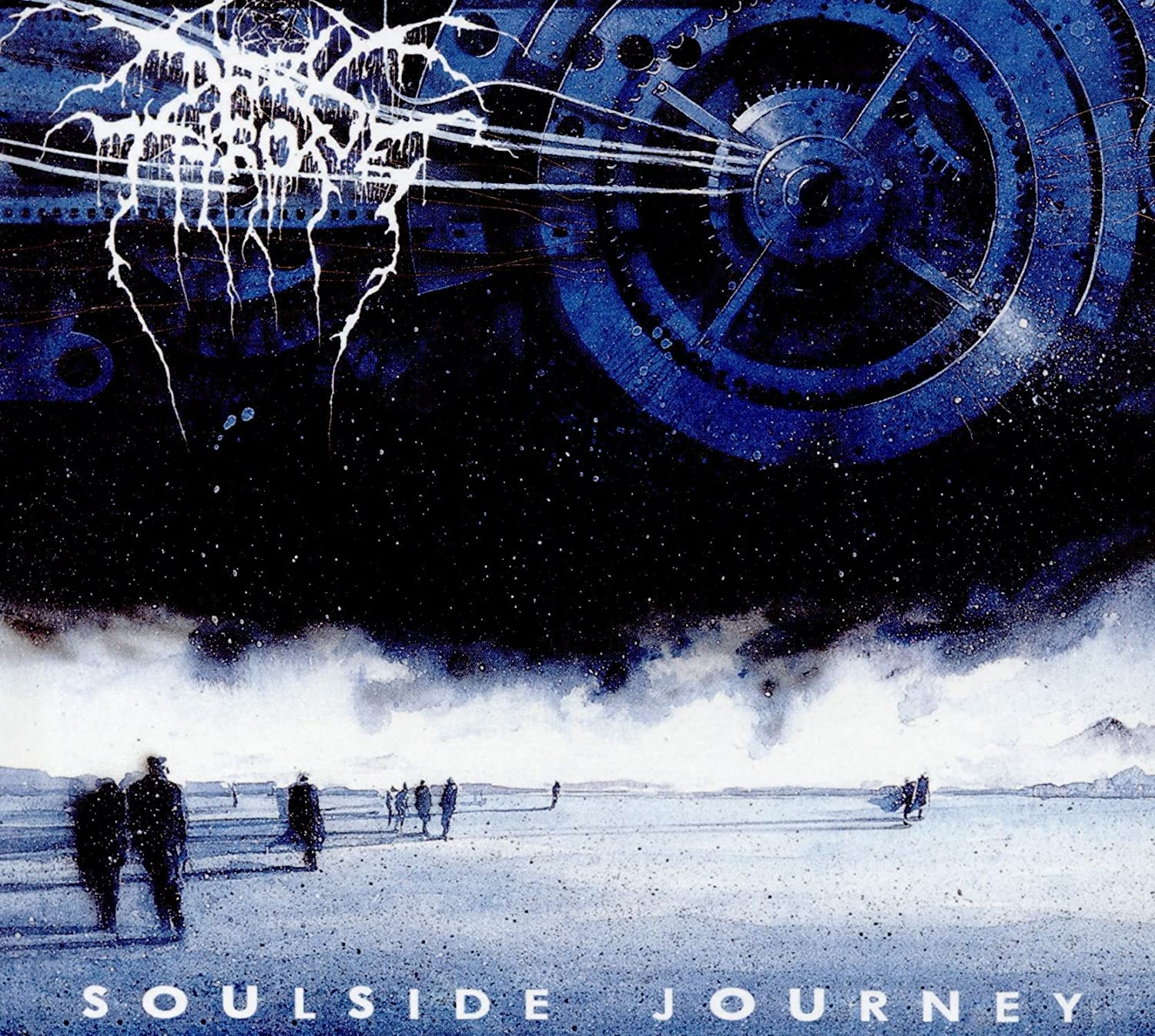 DARKTHRONE, SOULSIDE JOURNEY (1991)