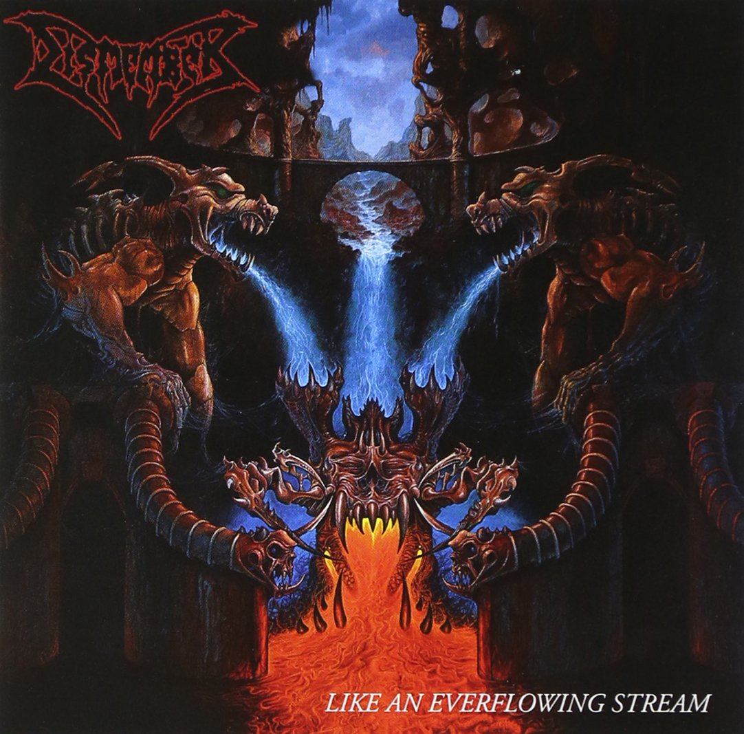 DISMEMBER – LIKE AN EVER FLOWING STREAM (1991)