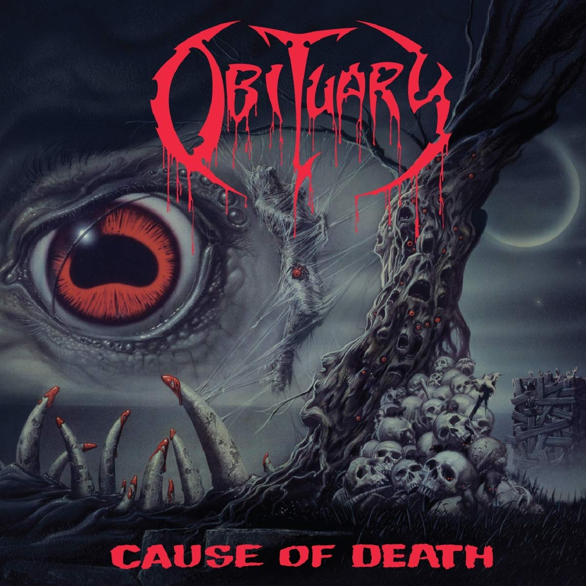 OBITUARY – CAUSE OF DEATH (1990)