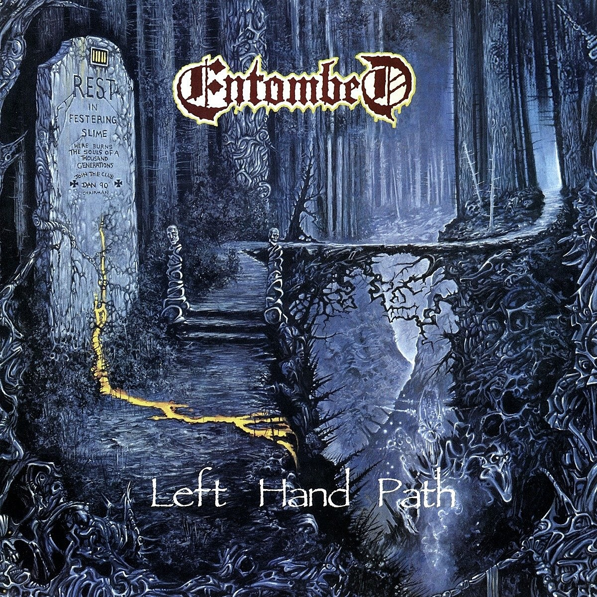 ENTOMBED, LEFT HAND PATH (1990)
