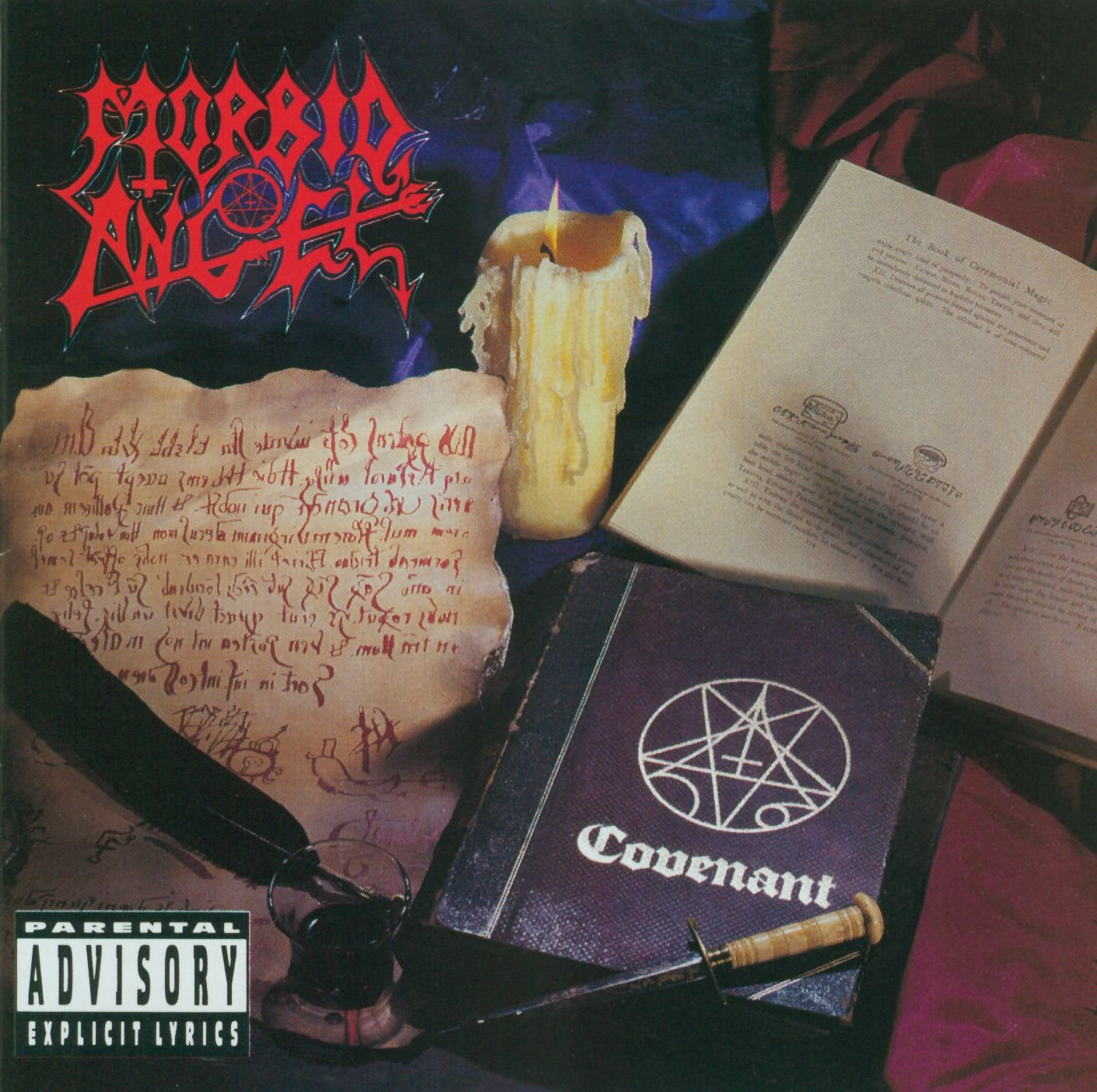 MORBID ANGEL – COVENANT (1993)
