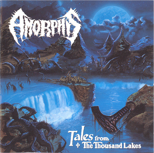 AMORPHIS – TALES FROM THE THOUSAND LAKES (1994)